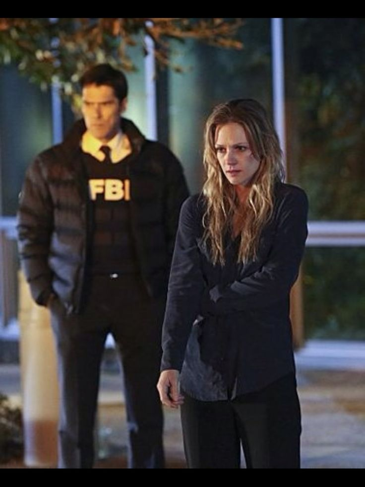 Such an emotional episode!  Criminal Minds (200)