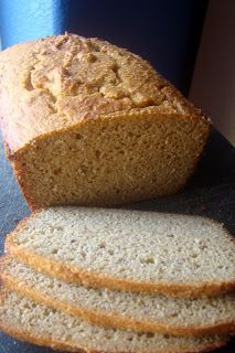 Grain-free Sandwich Bread (GAPS : primal : gluten-free) Omit Honey with Cadida. Use Stevia if you need