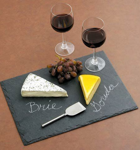 """Are you serving cheese at your Oscars party this weekend? Do you get annoyed when your guests jab their fingers at your lovely cheese board and say, """"What's that one? How about that?"""""""
