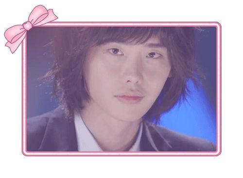My K-Drama Sweet❤s ~ Lee Jong-suk in Pinocchio #kdrama #lee jongsuk #korean drama #GIF