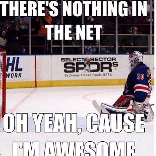 This Is Just Too Funny I Read It Over And Over Again And Still Laugh Hockey Memes Hockey Goalie Hockey Humor