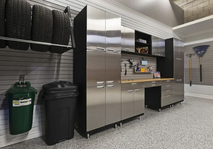 Garage Cabinets_Garage Cabinets ideas_Garage Ideas