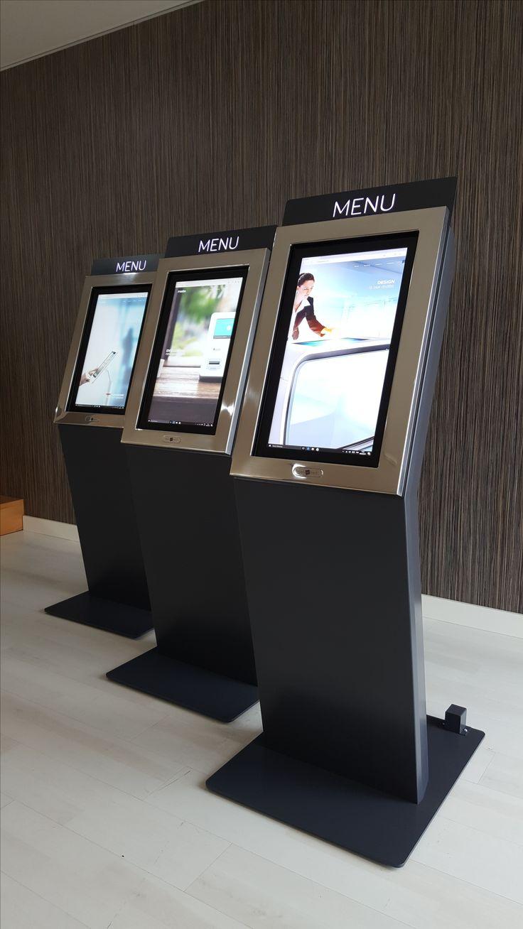 moobo | CUSTOM multimedia kiosk | food | restaurant | qsr | sok