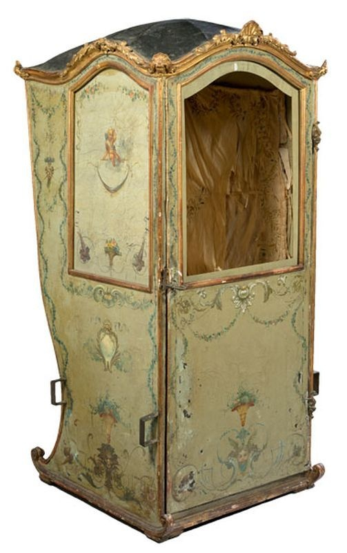 60 best sedan chairs images on pinterest chairs 18th for Chaise a porteur