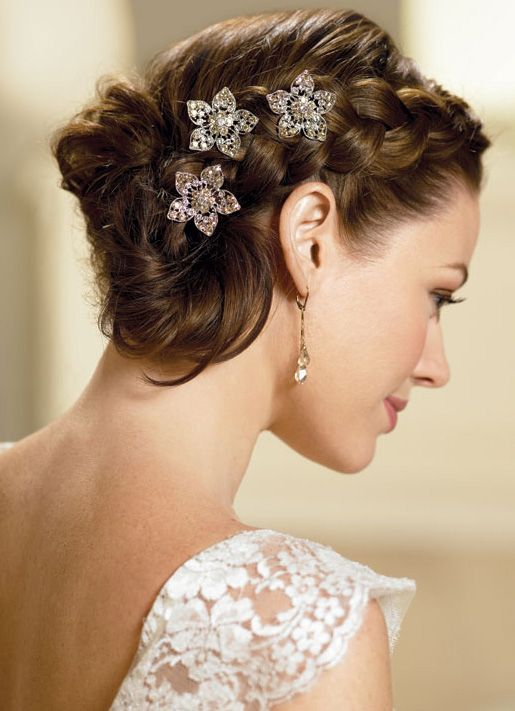 Marvelous 1000 Ideas About Wedding Hairstyles 2014 On Pinterest Quick Short Hairstyles For Black Women Fulllsitofus