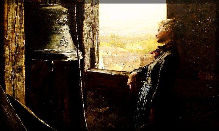 Maria Aronov - Der alte Glockenturm - Ein Märchen