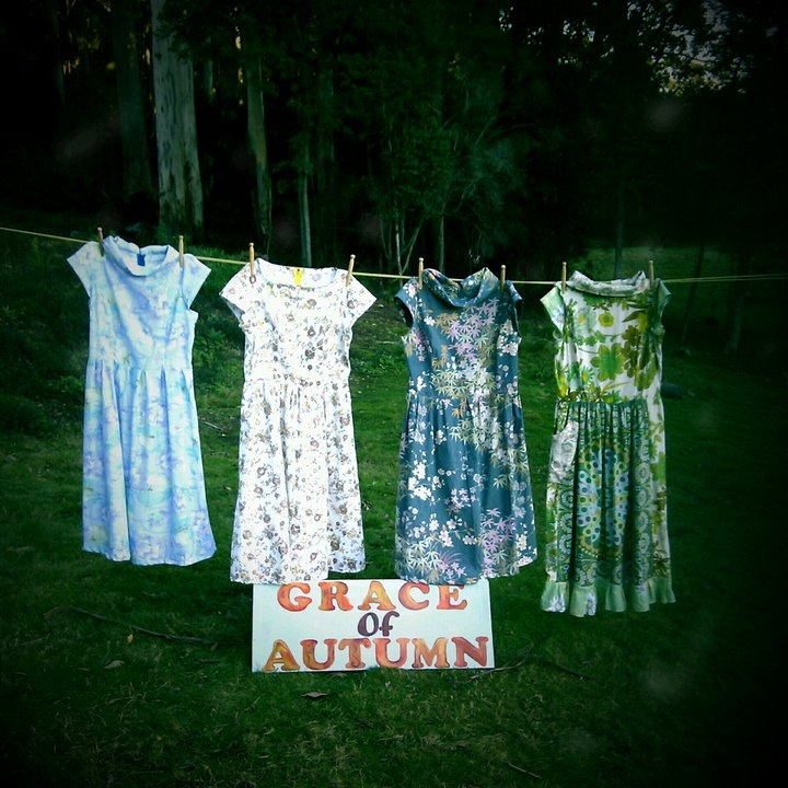 Country Dresses