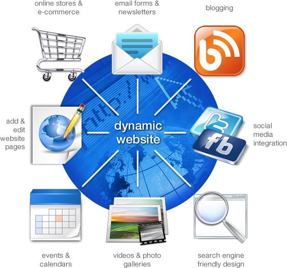DYNAMIC WEBSITE IN RISHIKESH,UTTARAKHAND  A dynamic website contains information that changes, depending on the viewer, the time of the day, the time zone, the viewers native language, and other factors. For example, the Computer Hope main page is a dynamic website that changes daily automatically.    https://realhappiness.in/dynamic-website-design-rishikesh.html
