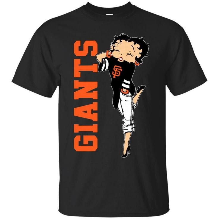 Betty Boop San Francisco Giants T Shirts – Best Funny Store