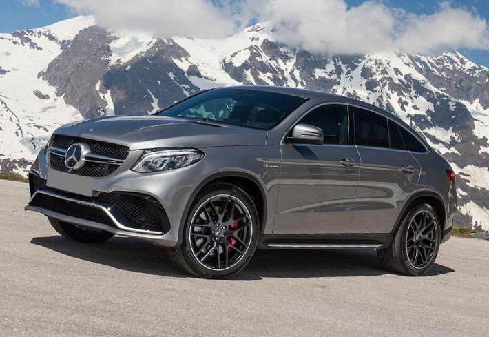 GLE-Class Coupe (C 292) Mercedes prices - http://autotras.com