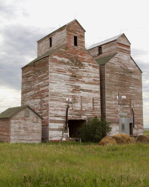 Best Abandoned Places Canada: 43 Best Grain Elevators Images On Pinterest