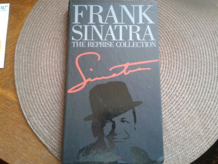 Frank Sinatra - The Reprise Collection - 4 CD Box