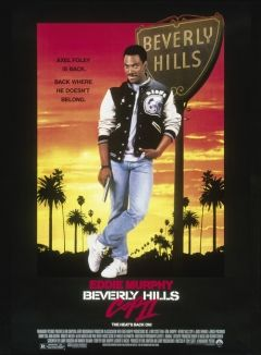 Beverly hills cop movies rocked!
