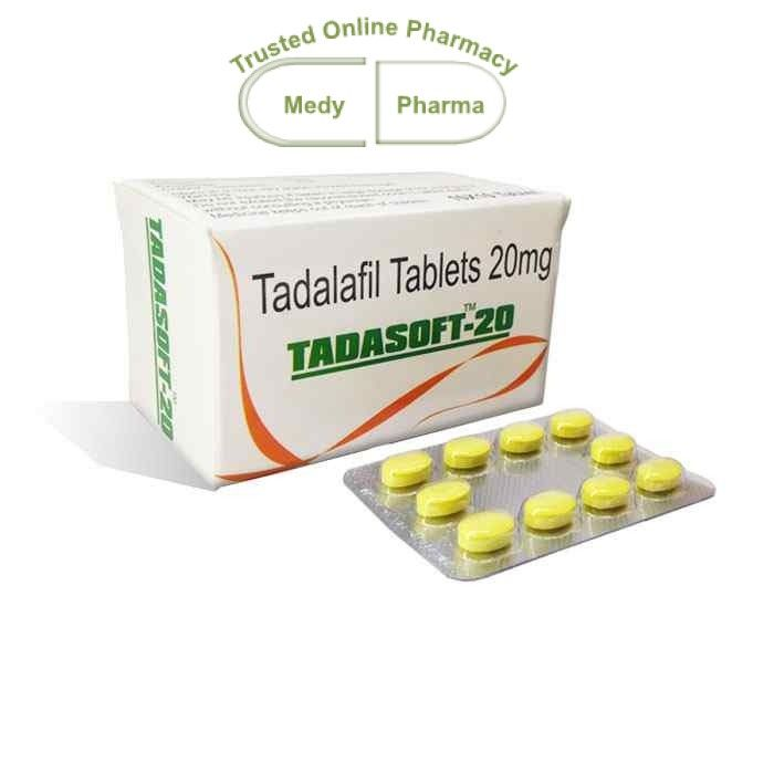 Buy Online Tadasoft 20mg Pills  Tadasoft 20mg Pills    Buy Tadasoft 20mg Online Here are a number of pharmaceutical companies who make it their business to manufacture generic Cialis (Tadalafil soft pills).    Tadasoft 20mg Pills- Overview Here are a number of pharmaceutical companies who make it their business to manufacture generic Cialis (Tadalafil soft pills).