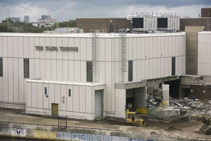 """Stop the Presses"" chronicles the end of the Tampa Tribune newspaper."