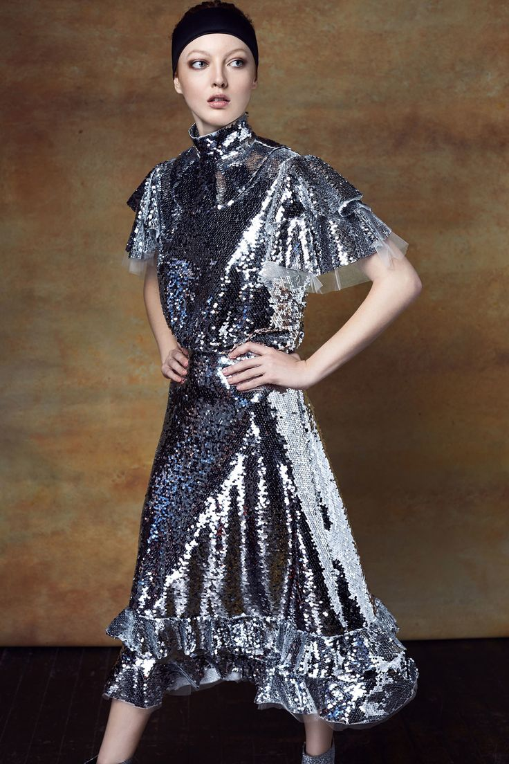 Sachin & Babi Pre-Fall 2018 Fashion Show Collection