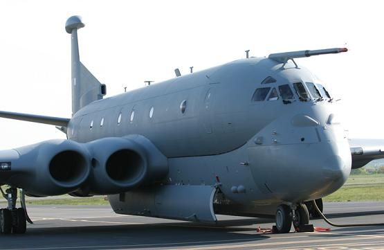 """Nimrod, sadly missed... """"Let's see, we're an island nation. Hmm, l know! Let's scrap all our maritime reconnaissance aircraft."""" Scandalous..."""