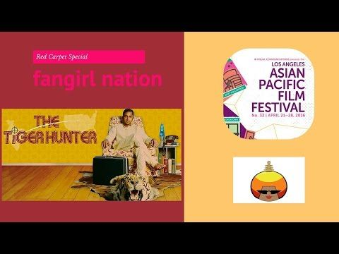 2016 Los Angeles Asian Pacific Film Festival: THE TIGER HUNTER | FangirlNation Magazine