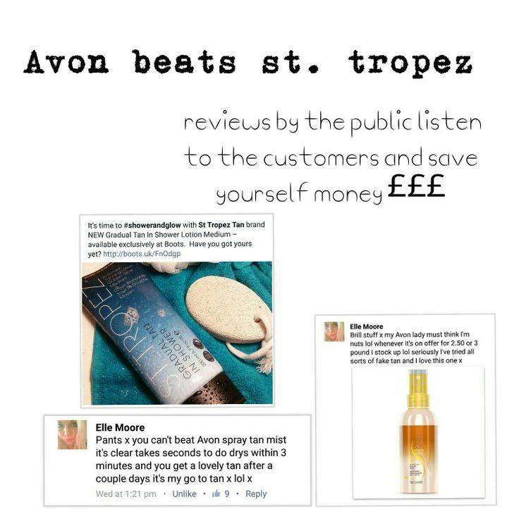 Avon beats St. Tropez