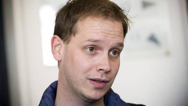 Peter Sunde, uno de los fundadores del sitio The Pirate Bay, arrestado en Suecia. Estaba siendo buscado por Interpol desde 2012, cuando fue multado y condenado en Suecia por vulnerar las leyes de derechos de autor.