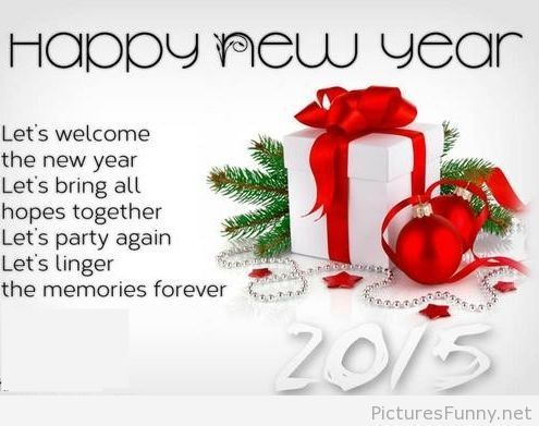 best Happy New Year 2015 Messages Wishes Images Quotes image collection