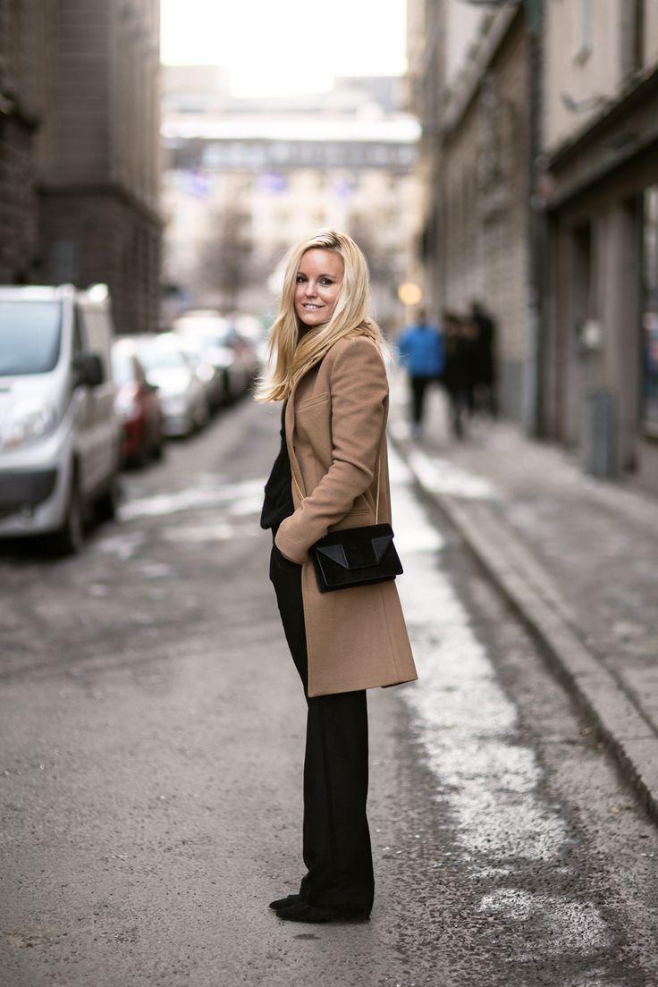 Coat + bag