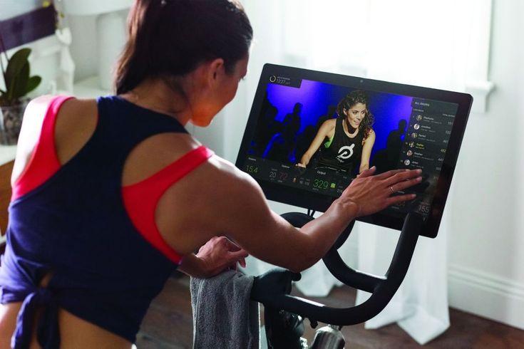 Do you peloton peloton bike gym biceps workout