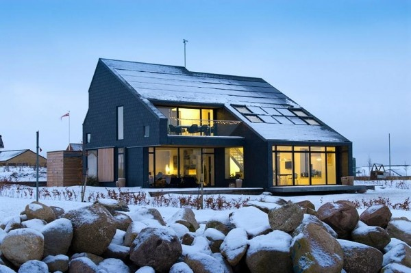 Sustainable architecture solutions, Denmark