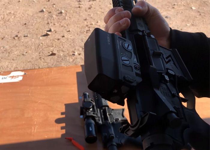 InRangeTV: Vortex Razor AMG UH-1 Optic