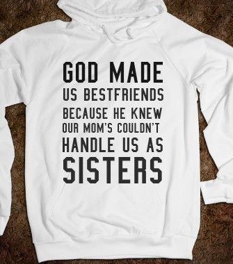 Bestfriends - S.J.Fashion - Skreened T-shirts, Organic Shirts, Hoodies, Kids Tees, Baby One-Pieces and Tote Bags