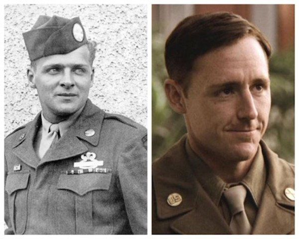 They really nailed the casting of Band of Brothers (15 Photos)