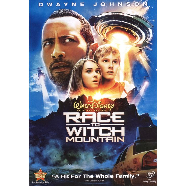 Race to Witch Mountain (dvd_video)