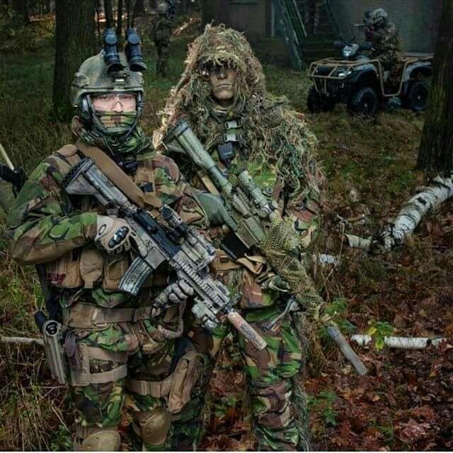 Dutch special forces