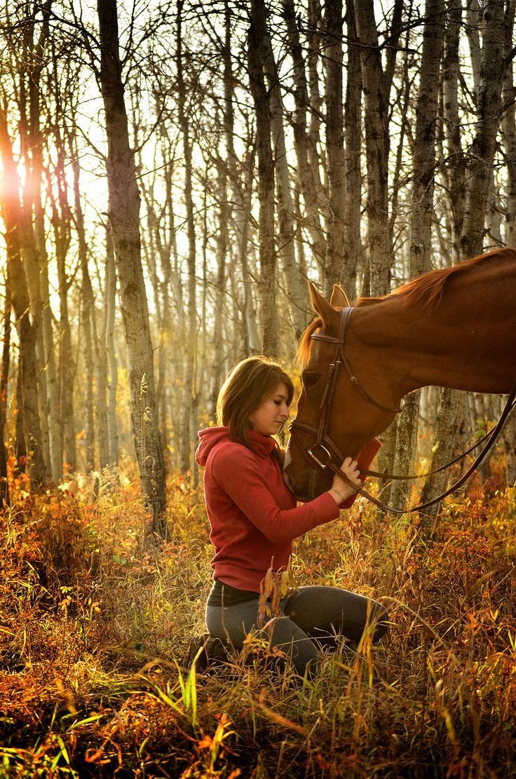 A Girl and Her Horse (C) PEACE VALLEY PHOTOGRAPHY 2013
