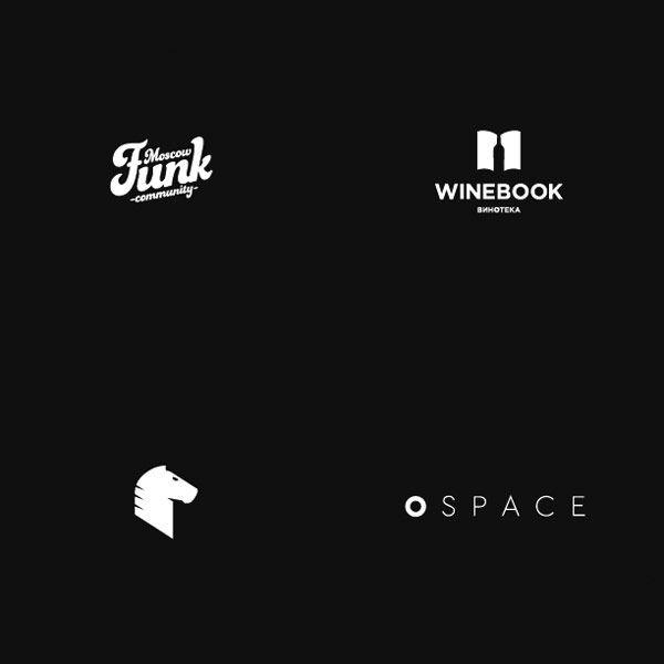 Logos and Brandmarks by Roman Kirichenko