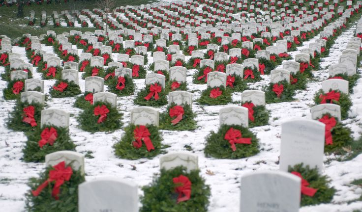 Christmas at Arlington