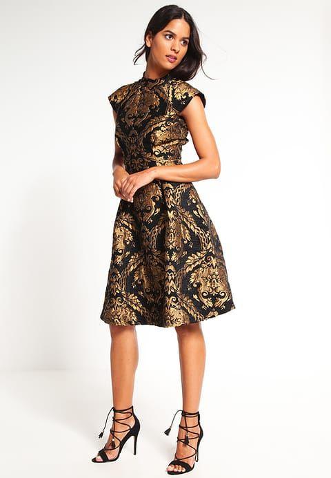 Chi Chi London ZOE    - Sukienka koktajlowa - black za 379 zł (28.01.17) zamów bezpłatnie na Zalando.pl.