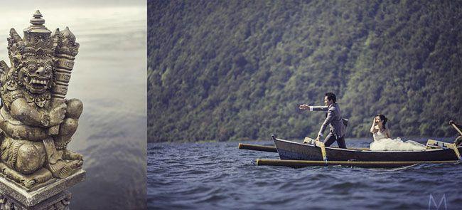 Bali Prewedding Photographer | Sydney and Aldrich | Modern Destination Wedding Photographer – Philippines
