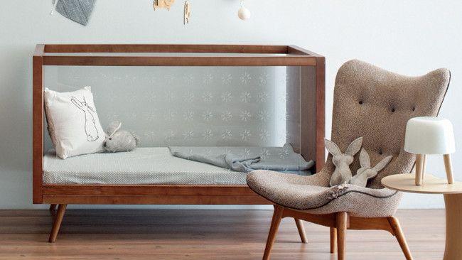 Baby roomMidcentury Modern Nursery