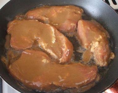 Babiččino výborné nakládané maso