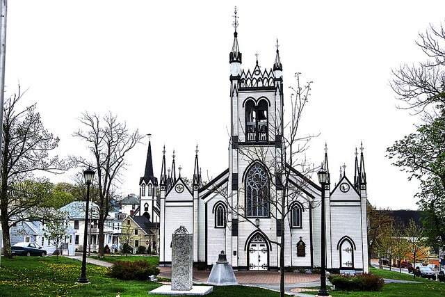 St. John's Anglican Church: Lunenburg, Canada