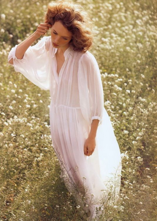 Mona Johannesson | Elle Sweden May 2008