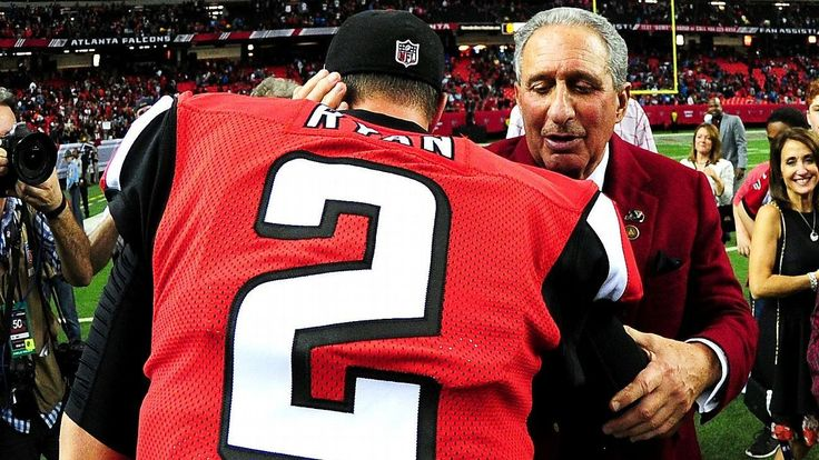 Players' big paydays not primary concern of Falcons owner Arthur Blank
