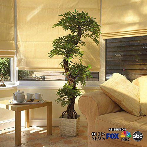 Beautiful Artificial Plants and Trees, Premium Quality Ja... https://www.amazon.com/dp/B01D3JLVFC/ref=cm_sw_r_pi_dp_gNUyxb6XDKMAM