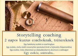 Filmes coaching percek: Storytelling coaching - 2 napos kurzus coachok, tr...