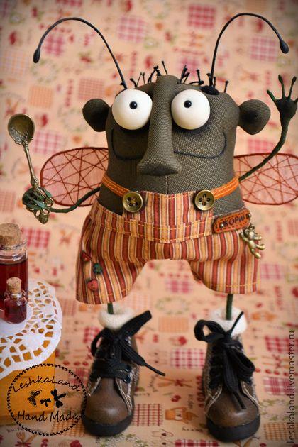 Игрушки животные, ручной работы. Ярмарка Мастеров - ручная работа Я готов!    (в наличии). Handmade.