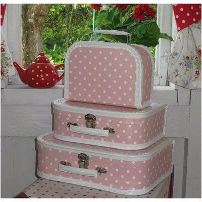 Väskor från Kalikå rosa vit