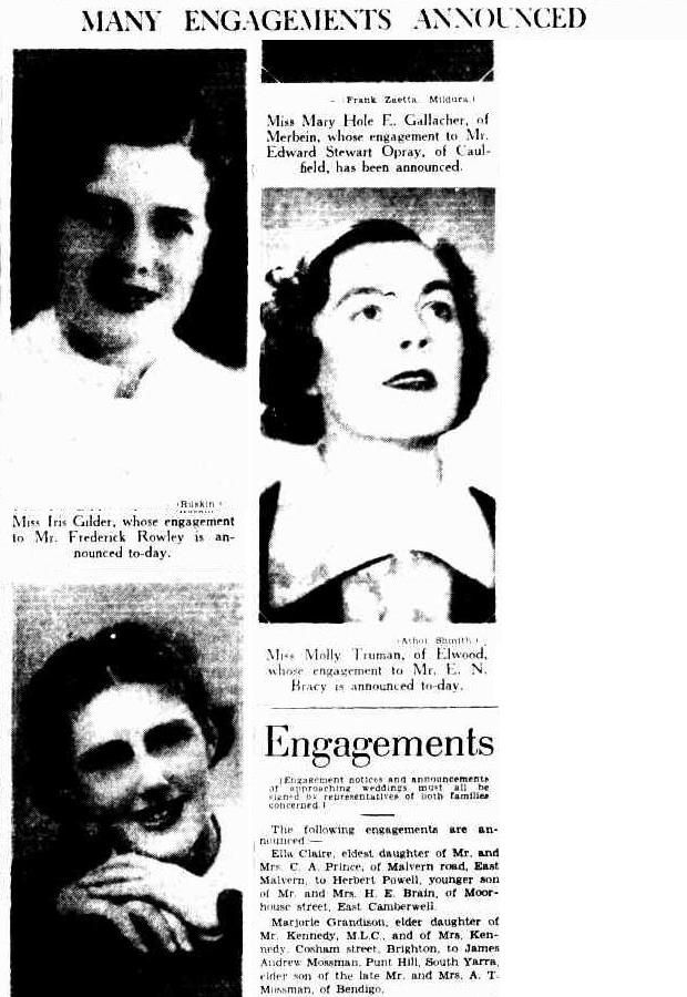 Argus (Melbourne, Vic. : 1848 - 1957), Wednesday 15 December 1937, page 9