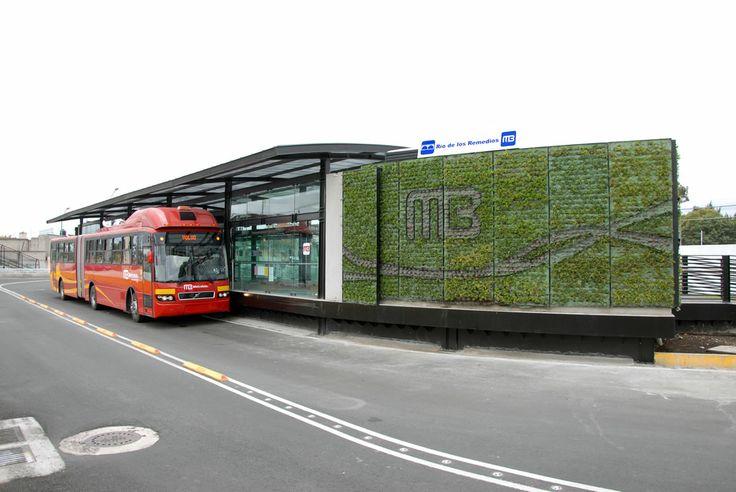 Metrobus México DF