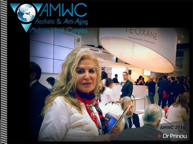 Σήμερα στις 18.00 η κα Ρία Πρίνου θα παρουσιάσει στην εκπομπή TATIANA LIVE με την κα Στεφανίδου τις εξελίξεις από το 14ο Παγκόσμιο Συνέδριο Αντιγήρανσης AMWC 2016 . Συντονιστείτε μαζί μας ! http://drprinou.gr/wpsite/καταστηματα/